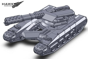 Katana/Fireblade Light Tank