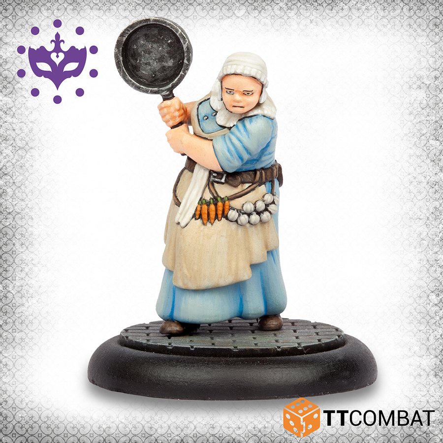 Patricians Single Miniature