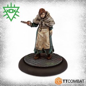 Rashaar Single Miniature
