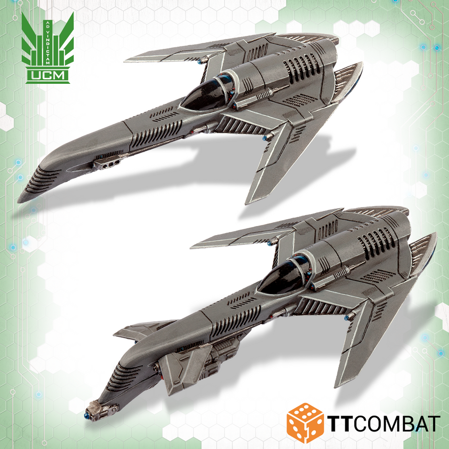 Archangel Interceptor / Tactical Bomber