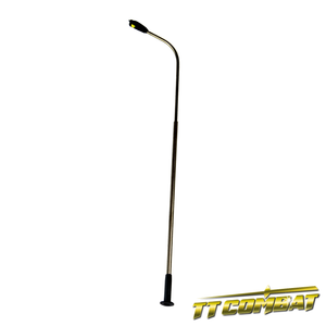 1:100 City Street Metal Lamp Posts (6)