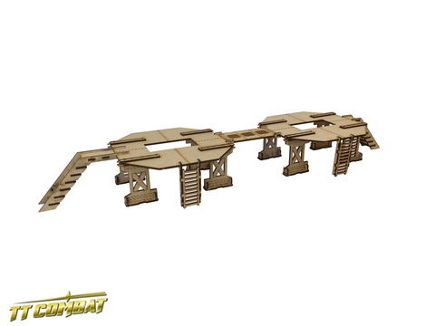 Industrial Large Platform Set B