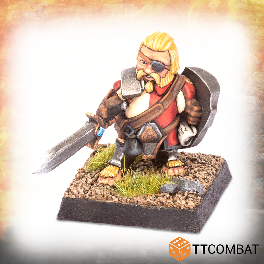 Halfling Lord *PRE-ORDER 14TH AUGUST*