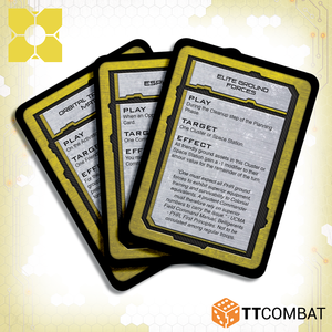 DFC PHR Command Cards