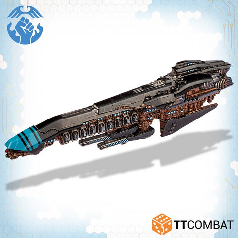 Resistance Phalanx Battlecruiser *PRE-ORDER JAN 24th*