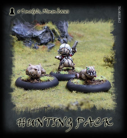 Britanan Hunting Pack