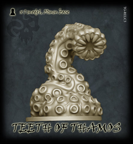 Teeth Of Thamos (Limited)