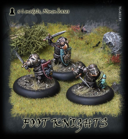 Ridend Foot Knights