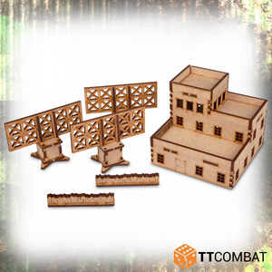 15mm Rural Military Base Bundle