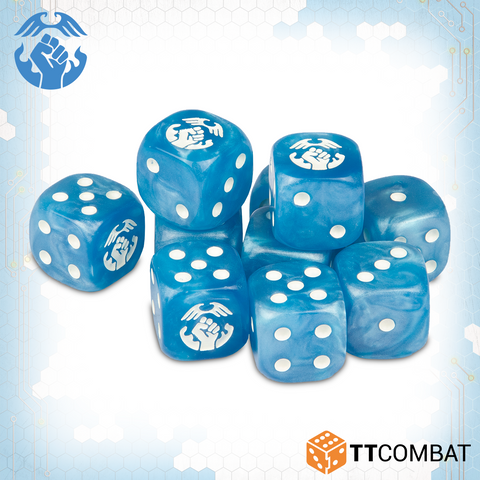 Resistance Dice *PRE-ORDER 14TH JUNE*