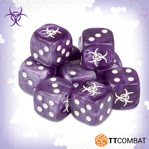 Scourge Dice *PRE-ORDER 14TH JUNE*