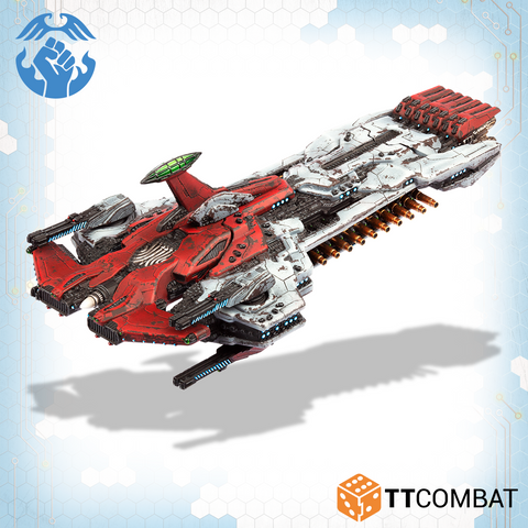 Resistance Trident Battleship *PRE-ORDER JAN 24th*