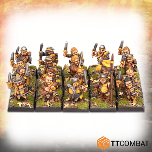 Halfling Swordsmen *PRE-ORDER 14TH AUGUST*