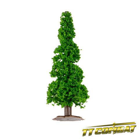Mid Green Fir Tree 15cm (4)