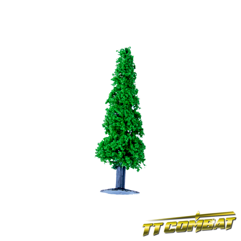Mid Green Fir Tree 7cm (8)