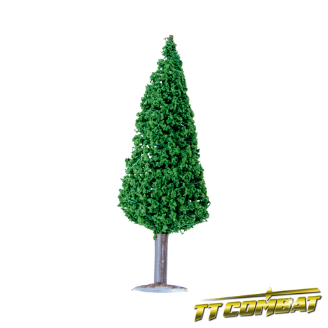 Dark Evergreen Spruce Tree 9cm (6)