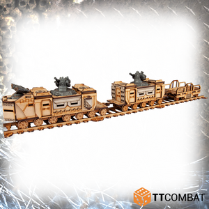 War Train Set