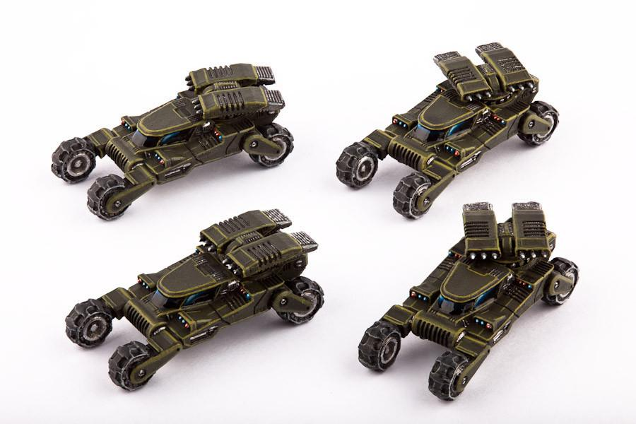 Wolverine Scout Buggies