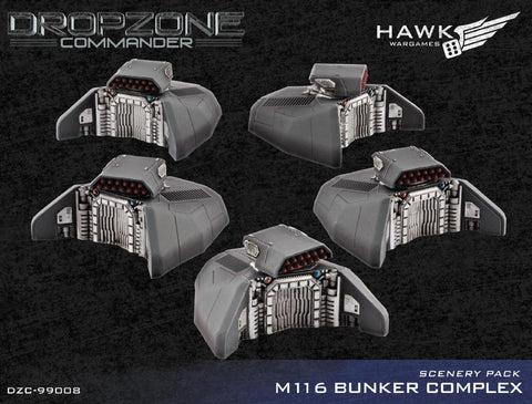 M116 Bunker Complex Scenery Pack