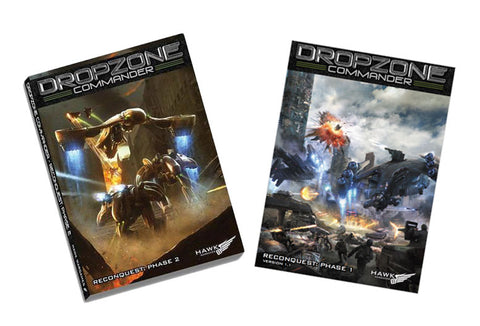 Dropzone Commander Reconquest: Phase 1 & 2 Pack