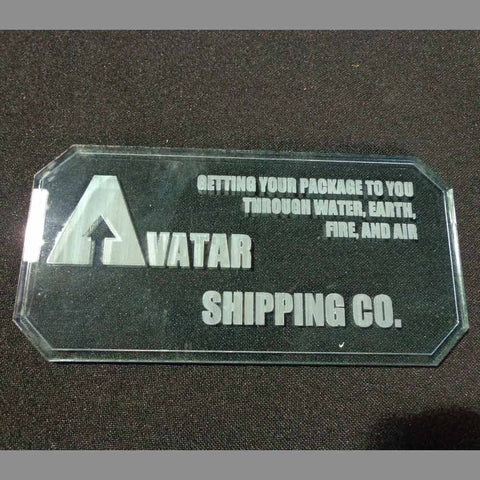 Sign F - Avatar Shipping Co