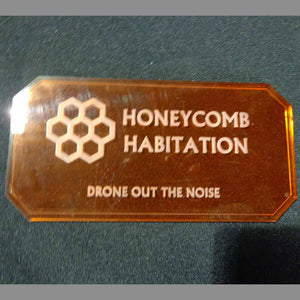 Sign J - Honeycomb Habitation