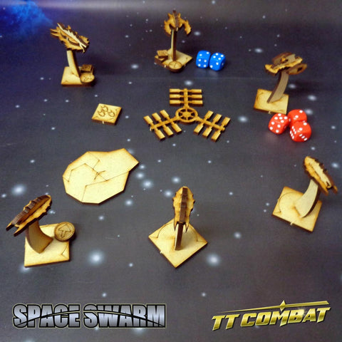 Space Swarm Core Game Set