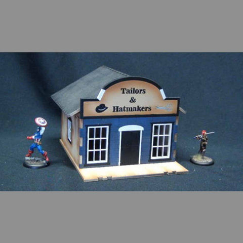 Tailors & Hatmaker Building