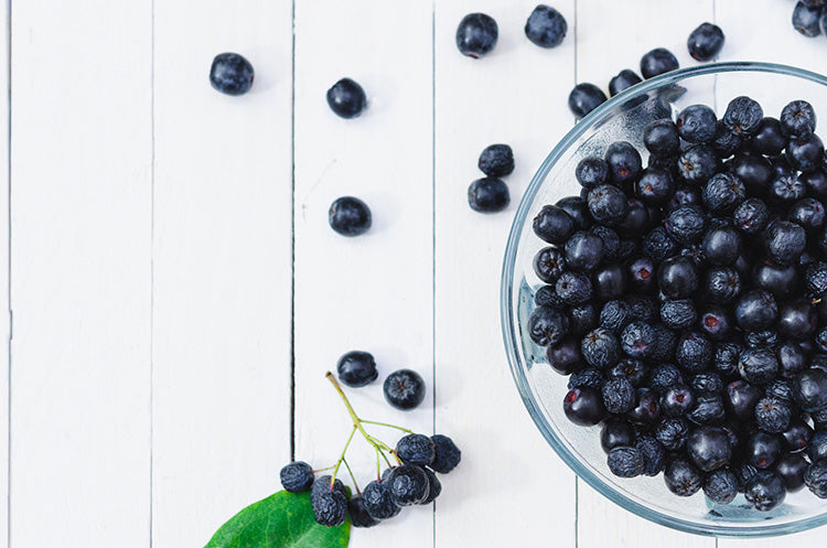 Superfood Aronia Beere
