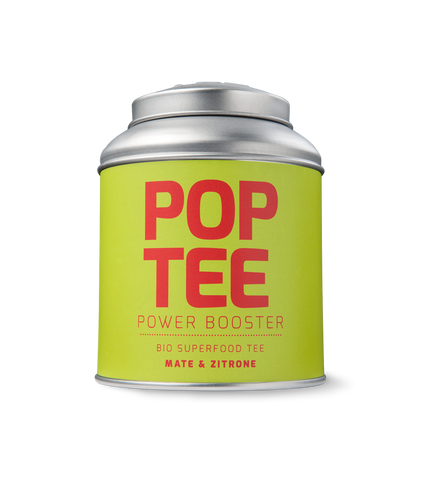 mate & zitrone 60g - POP TEE  - 1