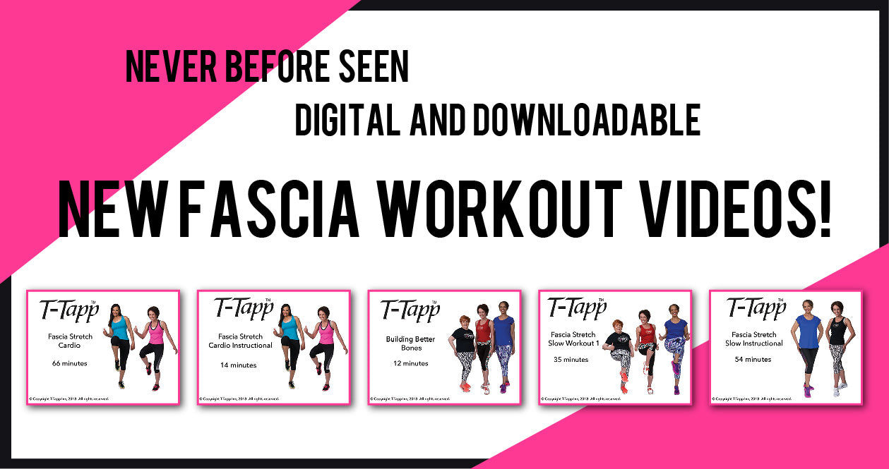 New Fascia Workout Videos