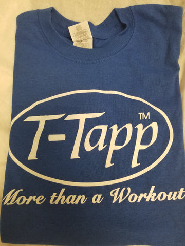 Blue T-Tapp T-Shirt
