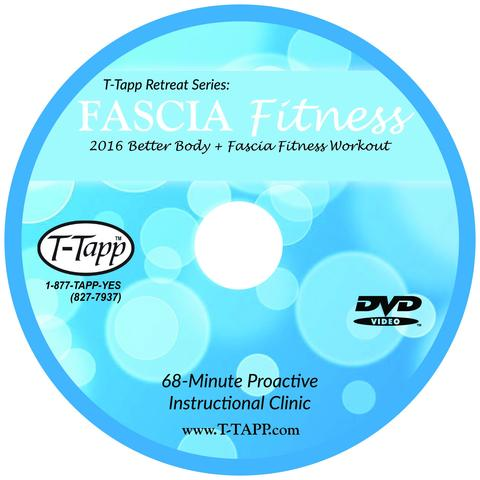 2016 Better Body & Beauty Fascia Fitness Workout (68 Min) Download