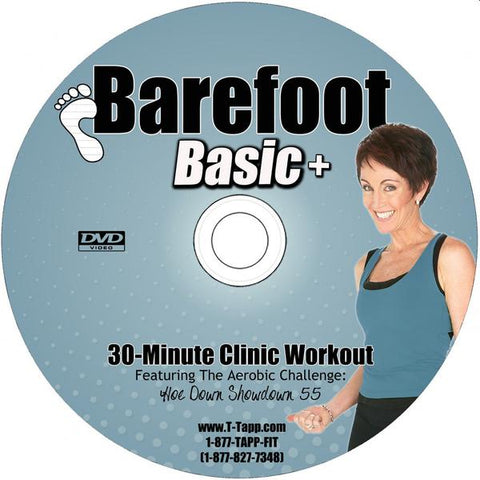 Barefoot Basic Plus Workout Without Instruction (30 Min) Download