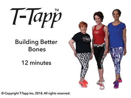 Building Better Bones with Teresa, Pat, and Berei (12 min) - Download