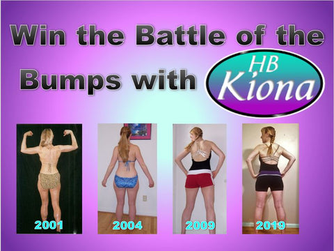 Battle of the Bumps Digital Workout Package