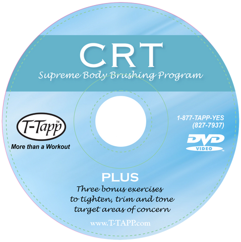 CRT Supreme Body Brushing DVD