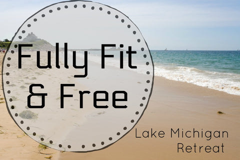 Fully Fit & Free Retreat on Lake Michigan!  With Trainer Trisch Richardson