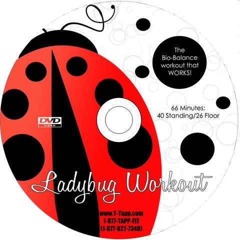 Ladybug Workout Standing  (46 Min) Download