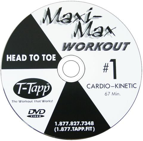 Maxi-Max #1 Workout (67 Min) Download