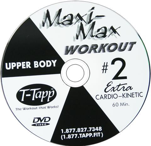 Maxi-Max #2 Workout (60 Min) Download