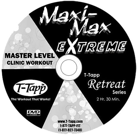 Maxi-Max Extreme Standing Workout Only (150 Min) Download