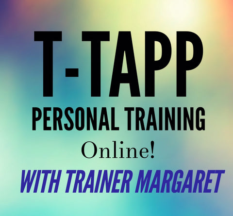 Online T-Tapp Training with Trainer Margaret!  November 2018