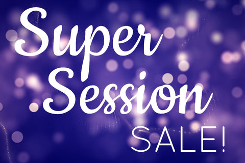 Super Session with Trainer Trisch Sale!