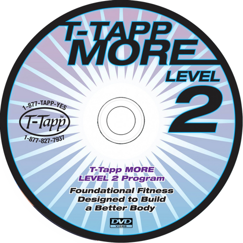 T-Tapp MORE Rehab Program Level 2