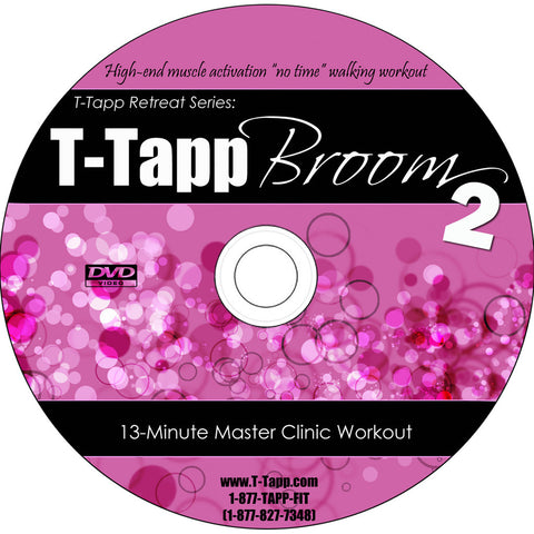 T-Tapp Broom 2 - Like Contest