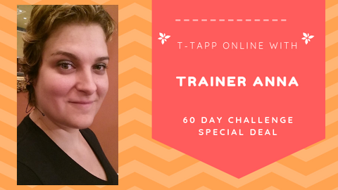 T-Tapp online with Trainer Anna (60-day challenge special)
