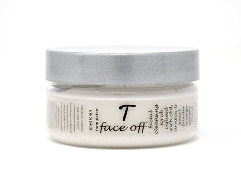 T! More Than Skin Care - Face Off Scrub
