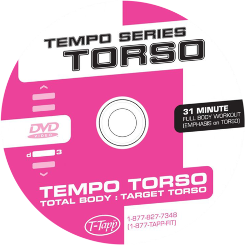Tempo Series Tempo Torso Full Workout (29 Min) Download