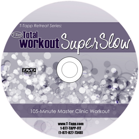 Total Workout SuperSlow (105 Min) Download
